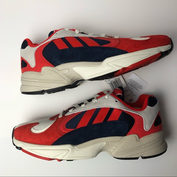 adidas Chaussures Yung1 BlancRouge Deadstock Poshmark
